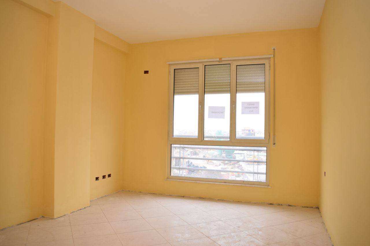 Two bedrooms apartment for sale in Tirana