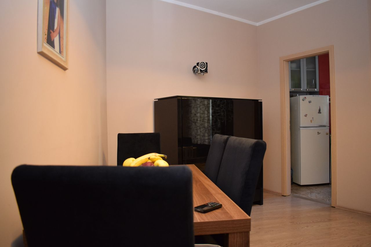 Two bedroom apartment for sale in Tirana, near the lake.