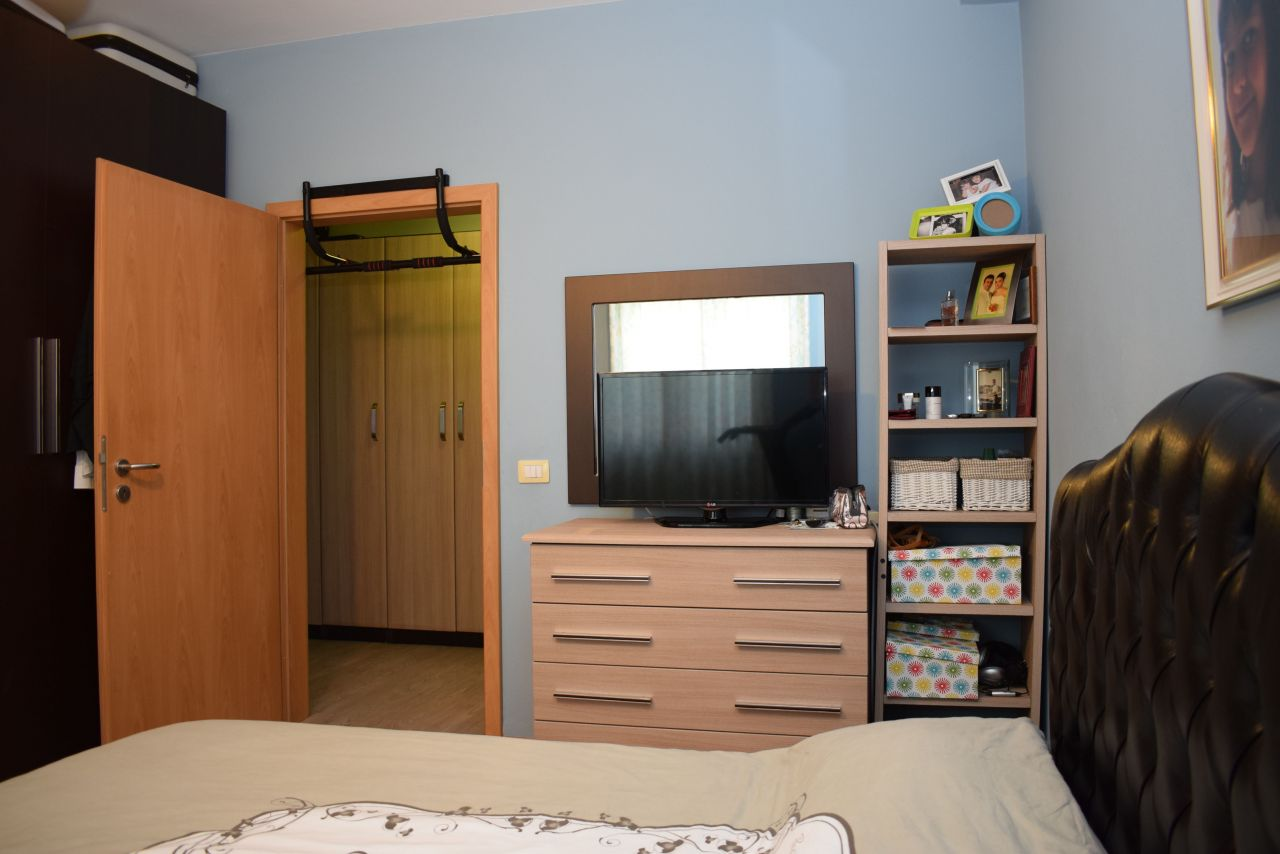 Two bedroom apartment for Sale in Tirane, near Blloku area