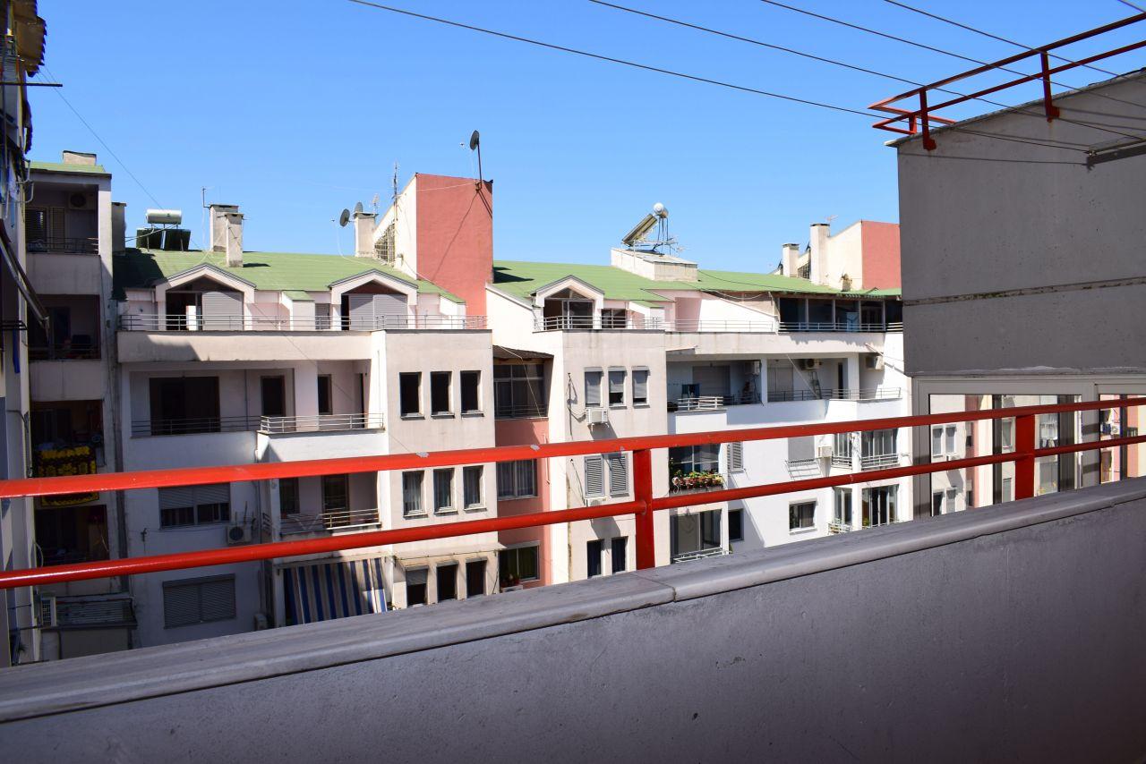 Two bedroom apartment for sale in Tirana at Fresku area near Dajti mountain