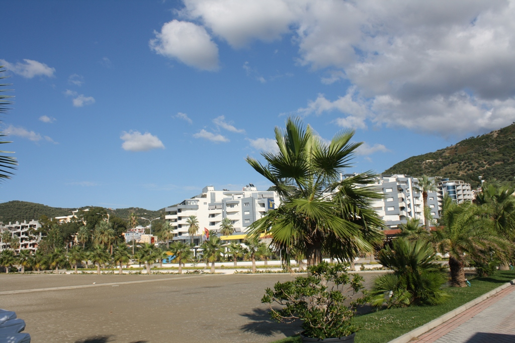 Albania Real Estate in Vlore. Sea Front Apartments in Albania
