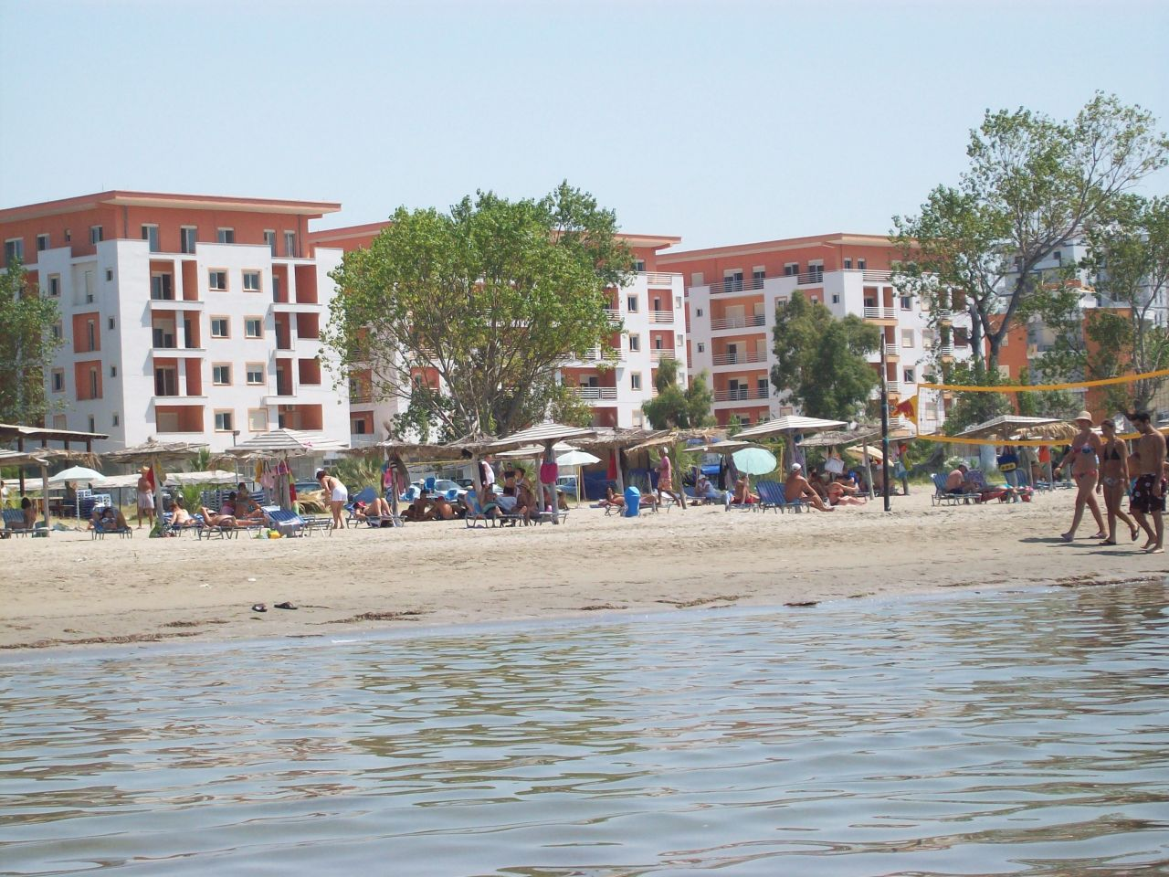 Finished Albania Property in Vlora. Beachfront Apartments in Vlora