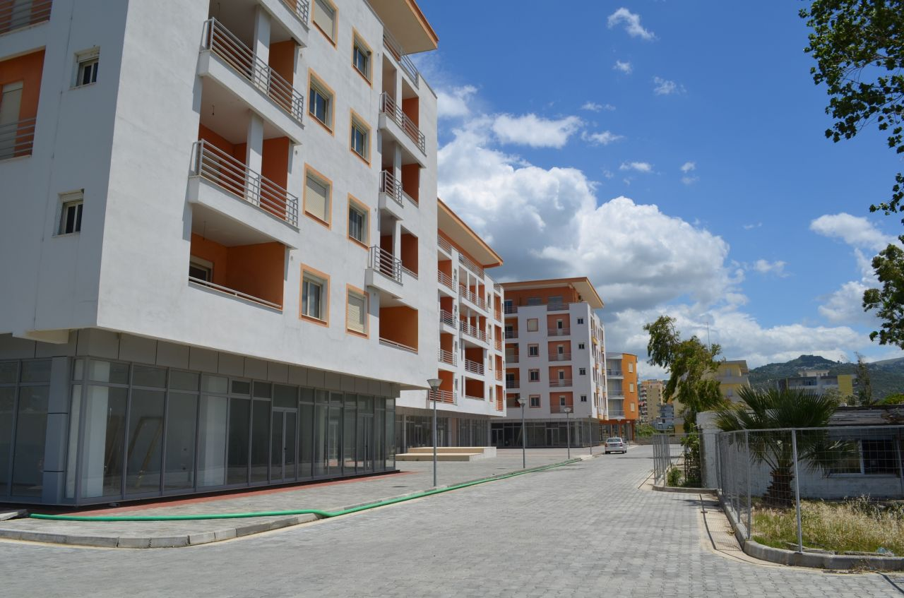 Apartment for Sale in Vlora, in the south of Albania, near the beach.