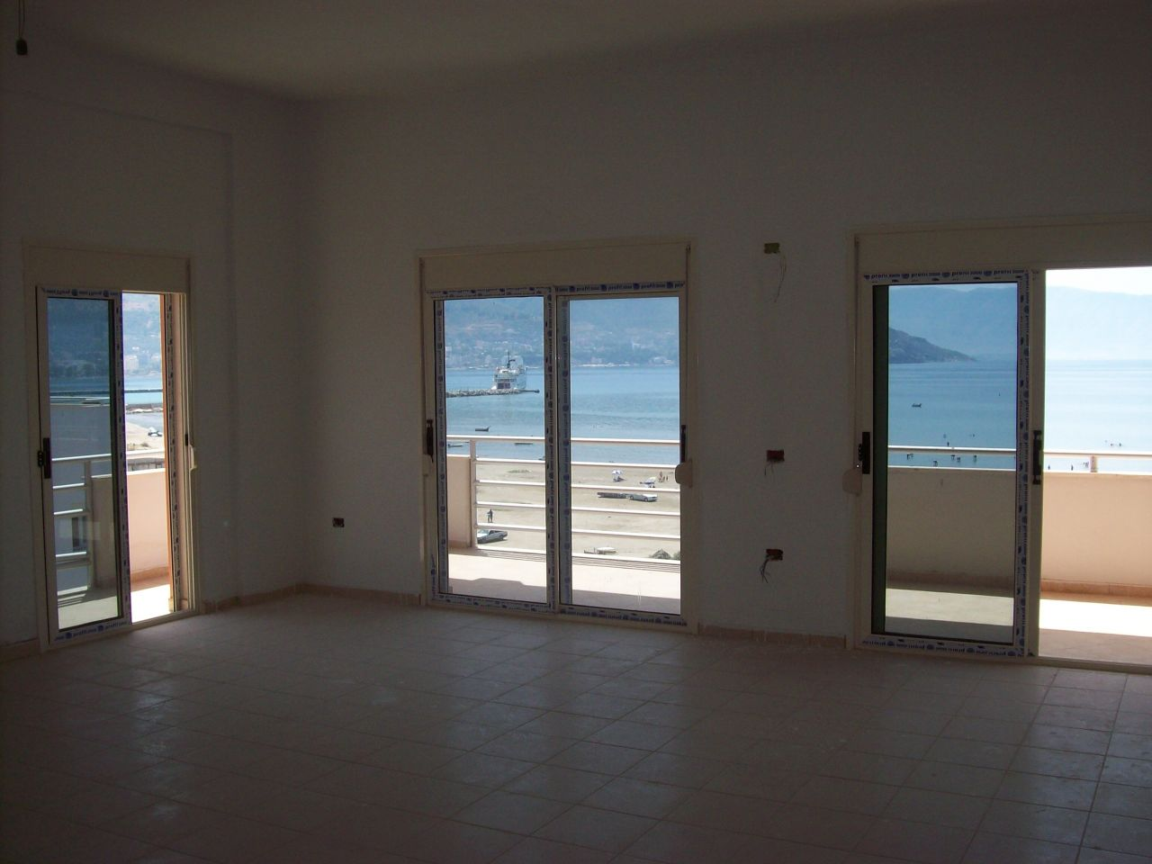 Apartment for Sale in Vlora, in a great location near the beach offered by Albania Property Group