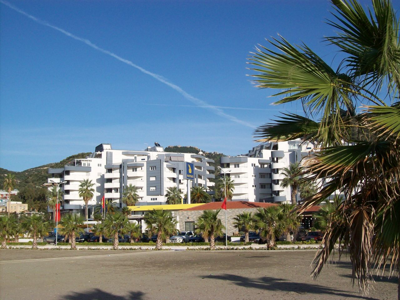 Holiday Apartment for Rent in Albania, Vlora City Seafront