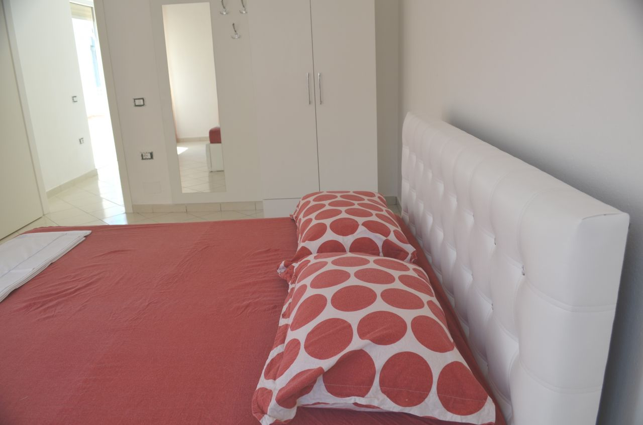 Holidays apartment for rent in Vlora city, Albania, very close to the sea.