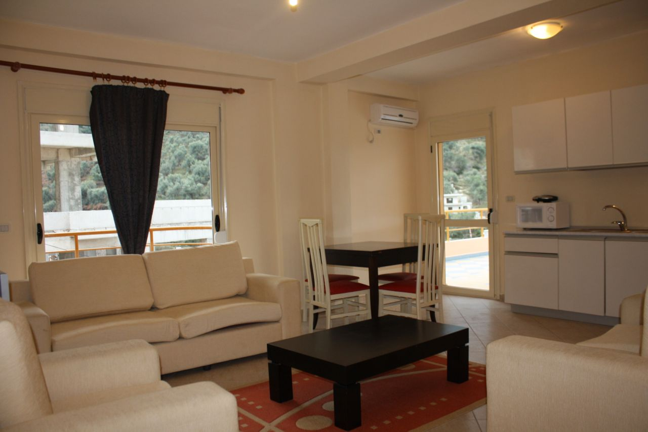 Holiday rental in Vlora, ideal for vacations in Vlora city, in Albania, in the coast of the Ionian Sea.