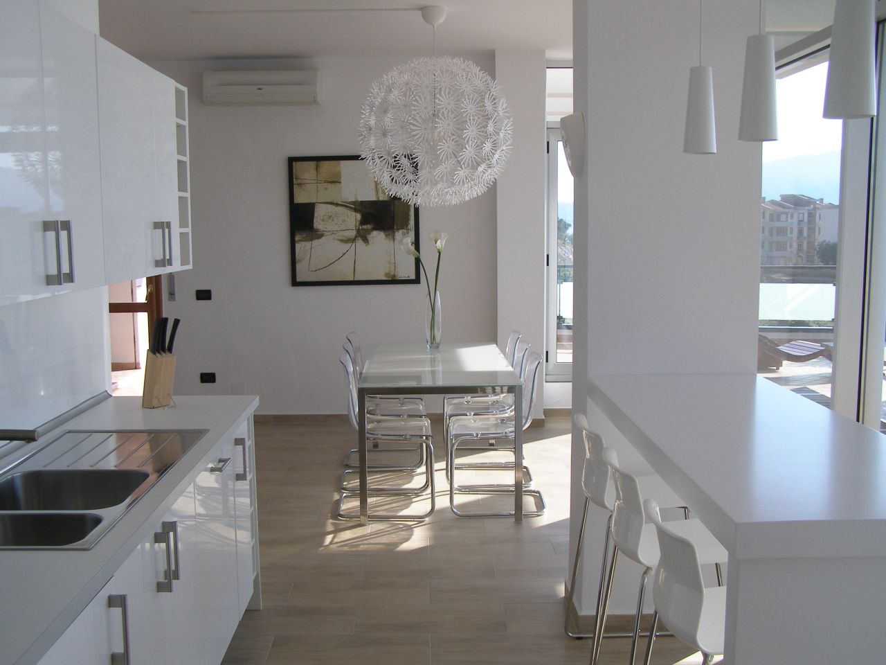 Luxury Apartment for Rent in Vlora city. Albania Holiday Apartment for Rent