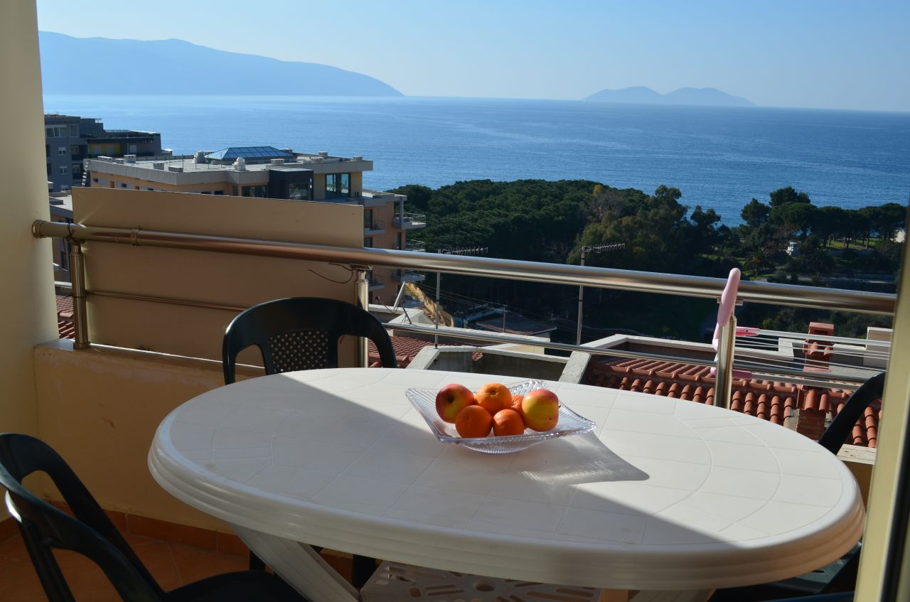 Albania Real Estate for rent  in Vlore, Albania. Apartment for rent.