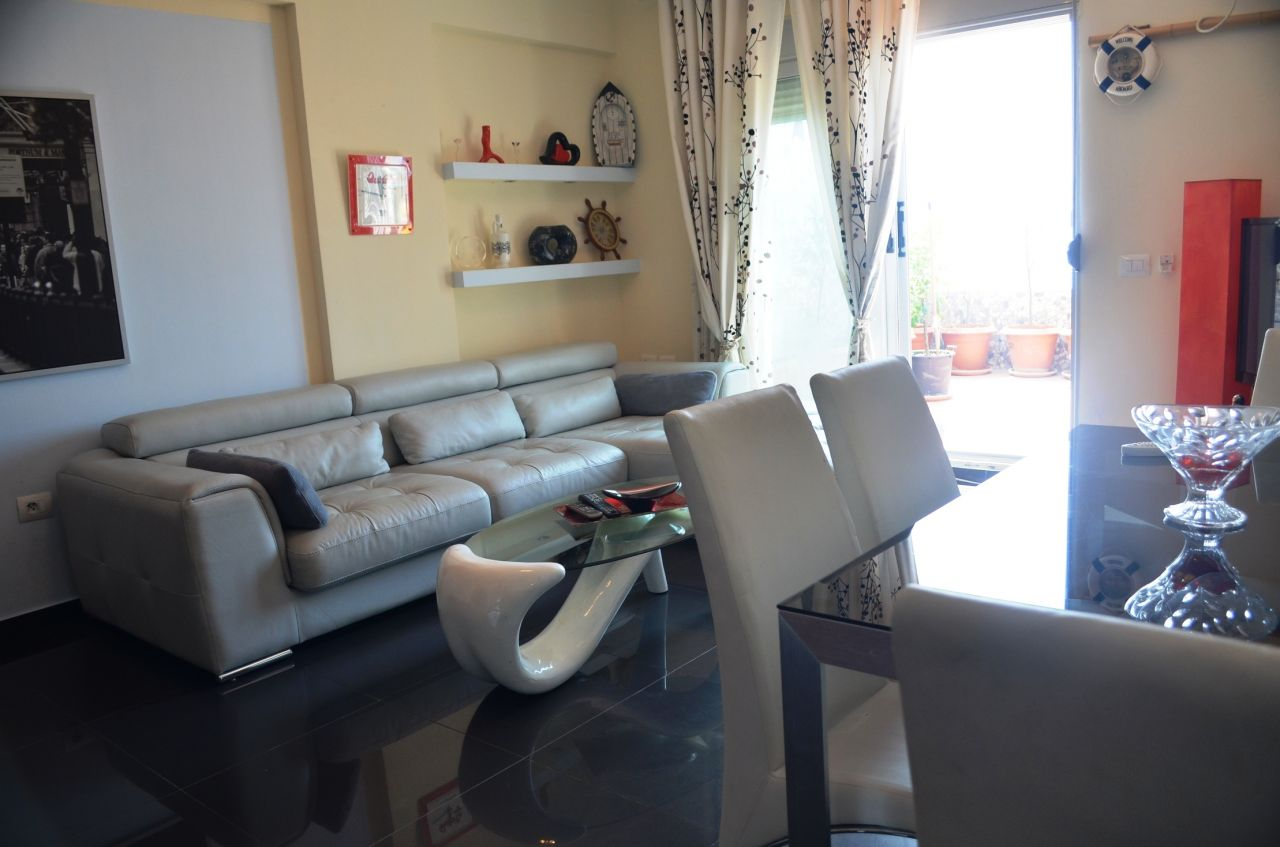 apartment in Vlora for rent to enjoy wonderful vacations in Albania
