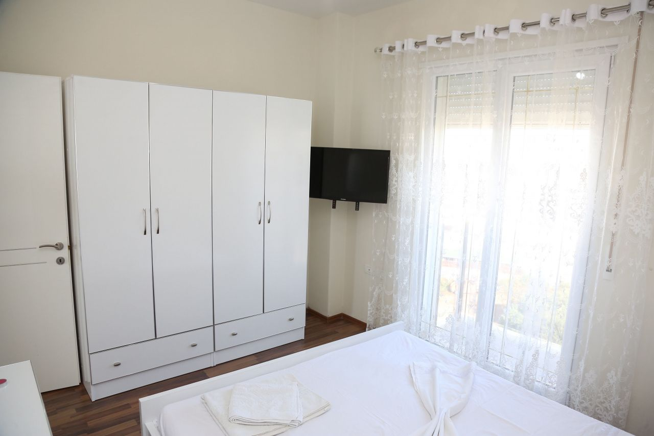 Holiday Rentals in Vlora Class Apartments For Vacations