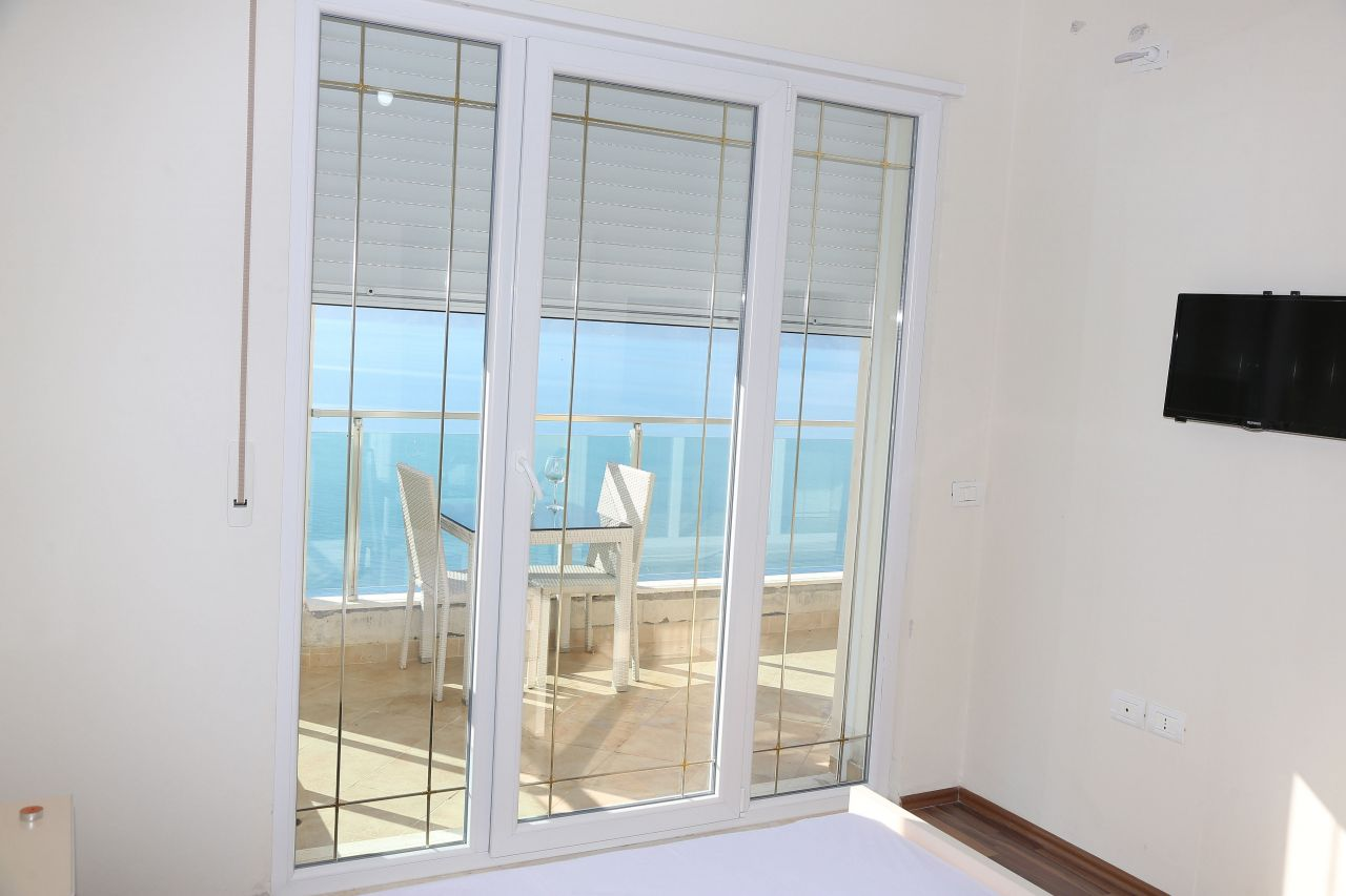 albania vacations apartment in vlora city with swimming pool