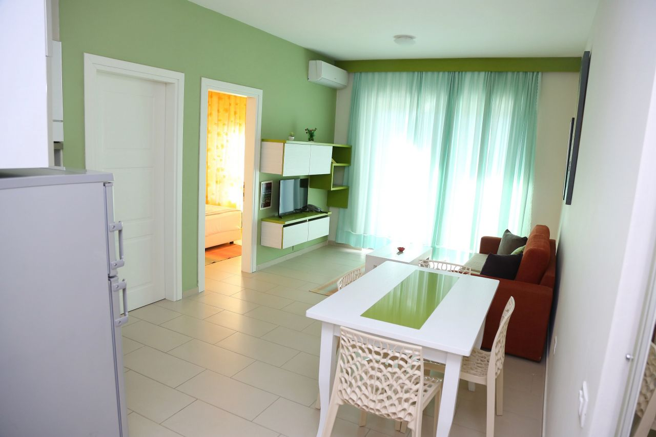 Albania Holiday Rental Apartment in Vlora