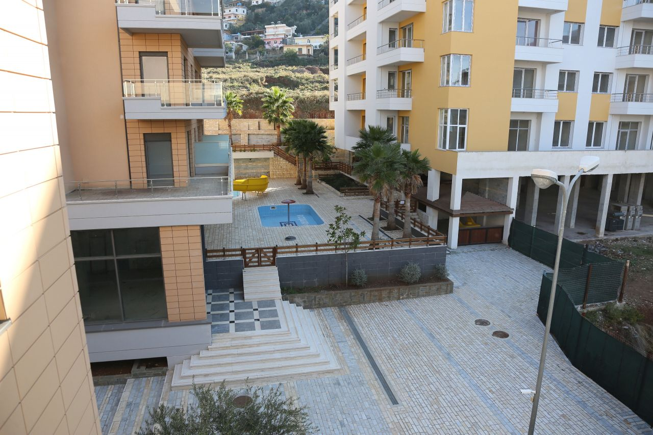 Albania Rent Holiday Apartments in Vlore with  Indoor outdoor  Pool