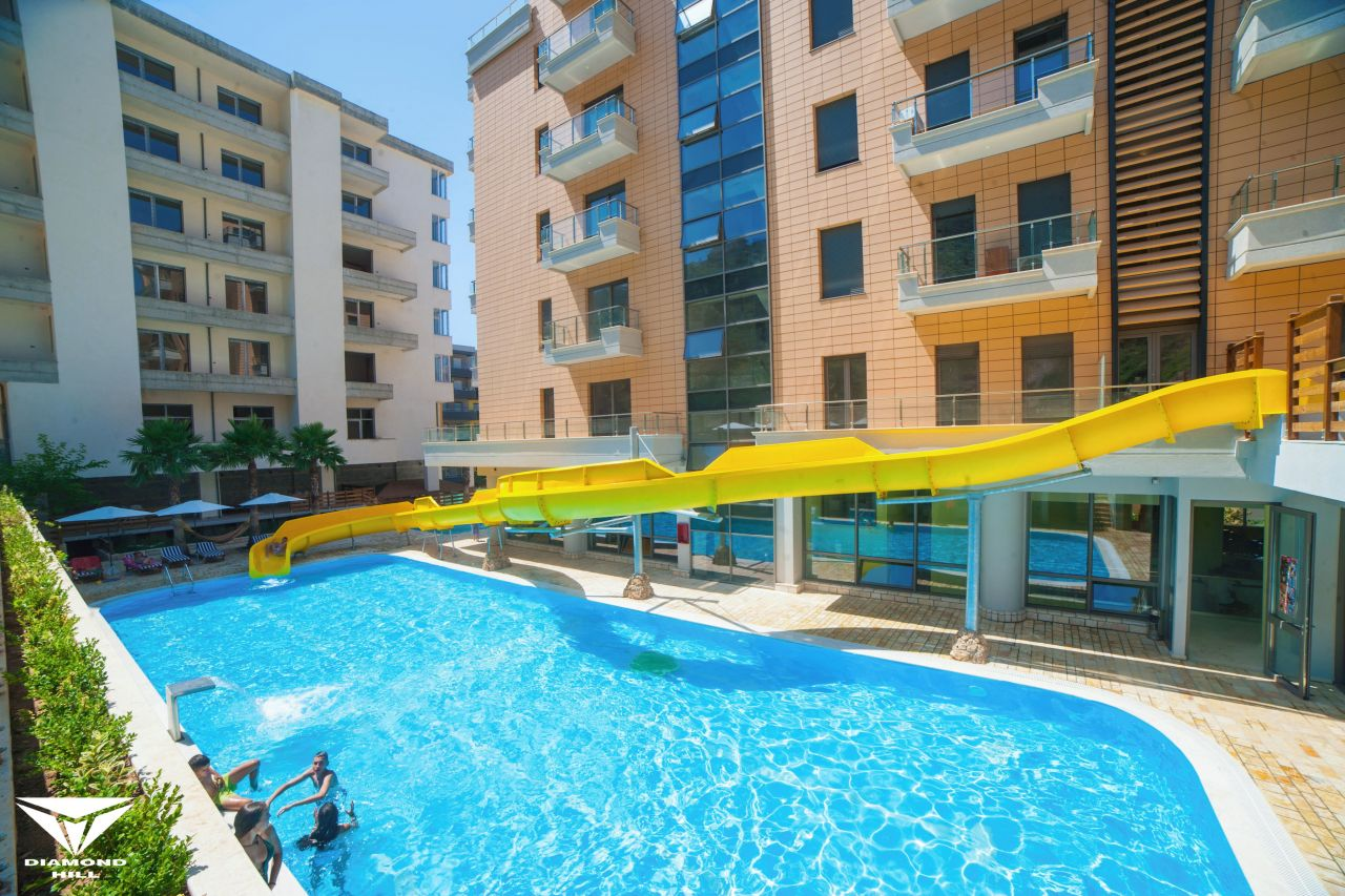 Vacation apartment for rent in Vlora