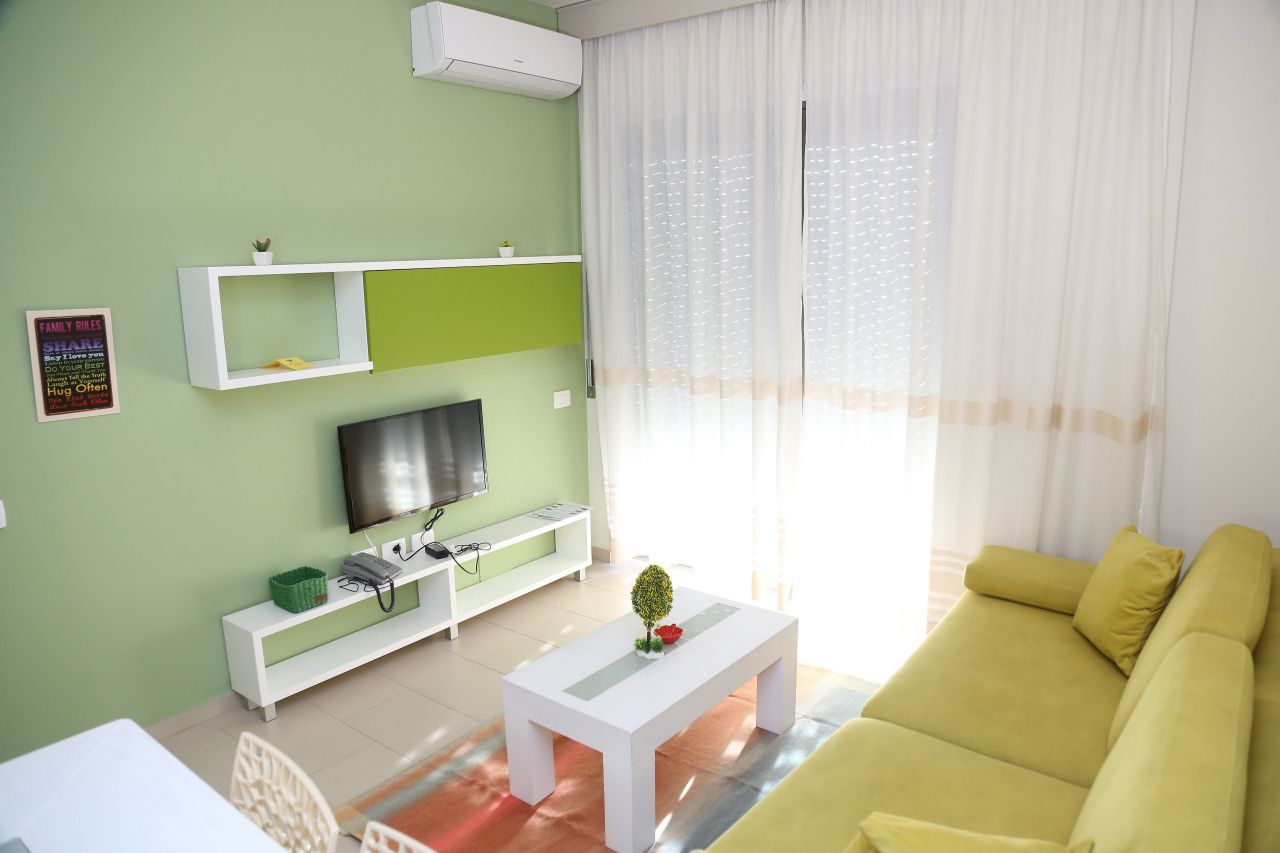 Holiday Rental Apartments  in Vlora Albanian riviera with Indoor Pool
