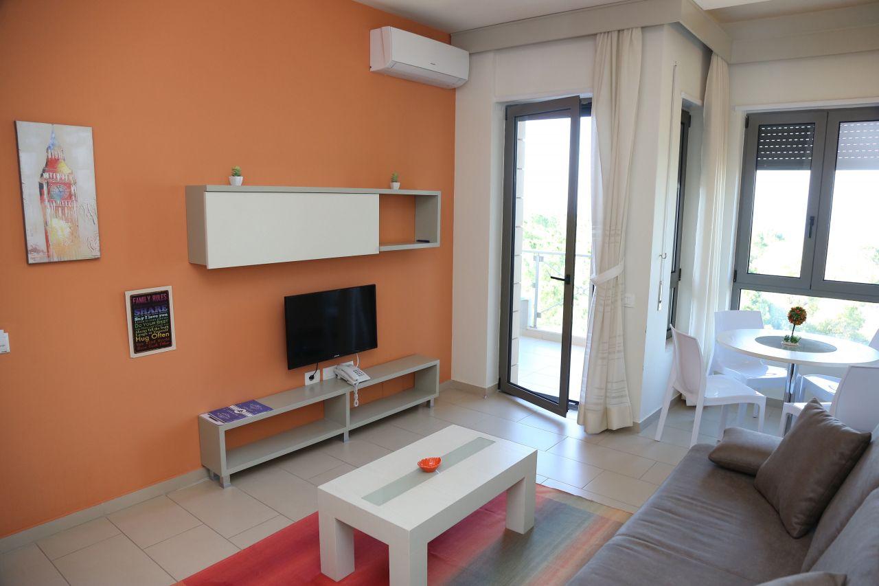 Apartament pushimi me qera ne Vlore Shqiperi