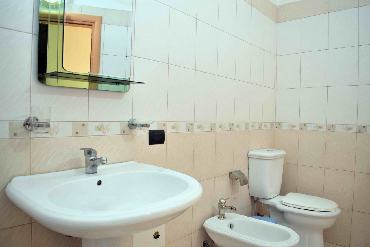 Full Sea View Two Bedroom Apartment for Rent with Two Bedrooms in Vlora
