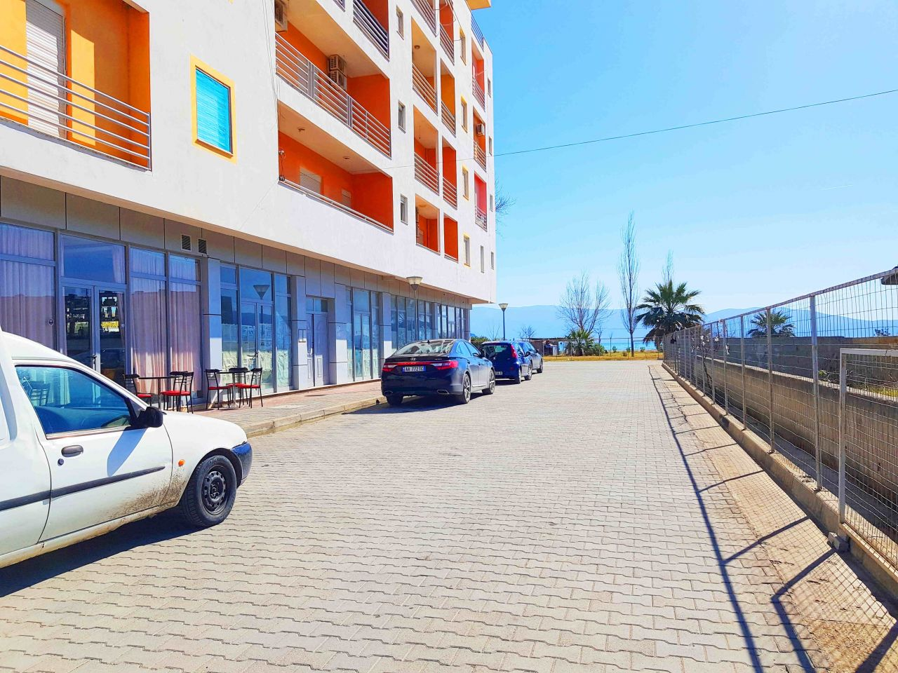 Квартира для сдачи в аренду во Влере. Квартира в аренду в Албании.