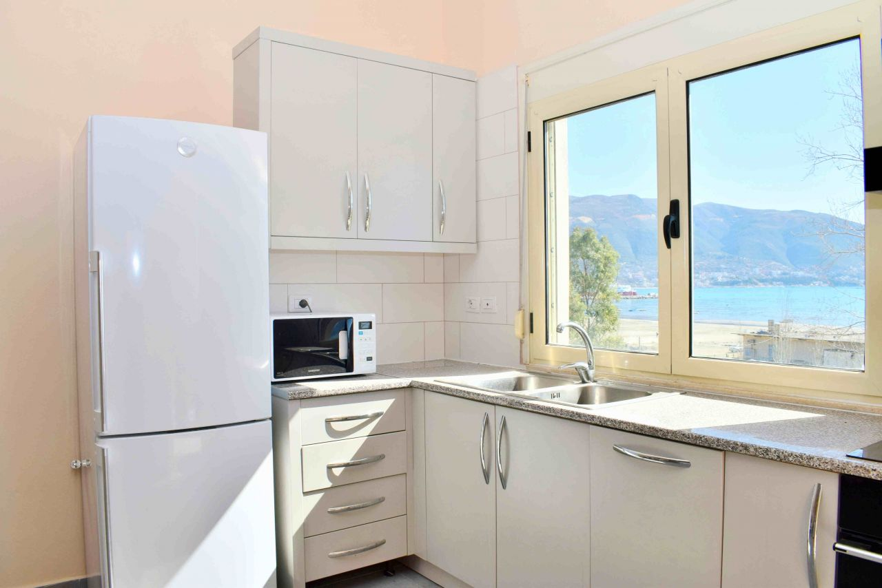 Holiday Apartment for Rent in Vlore Beachfront