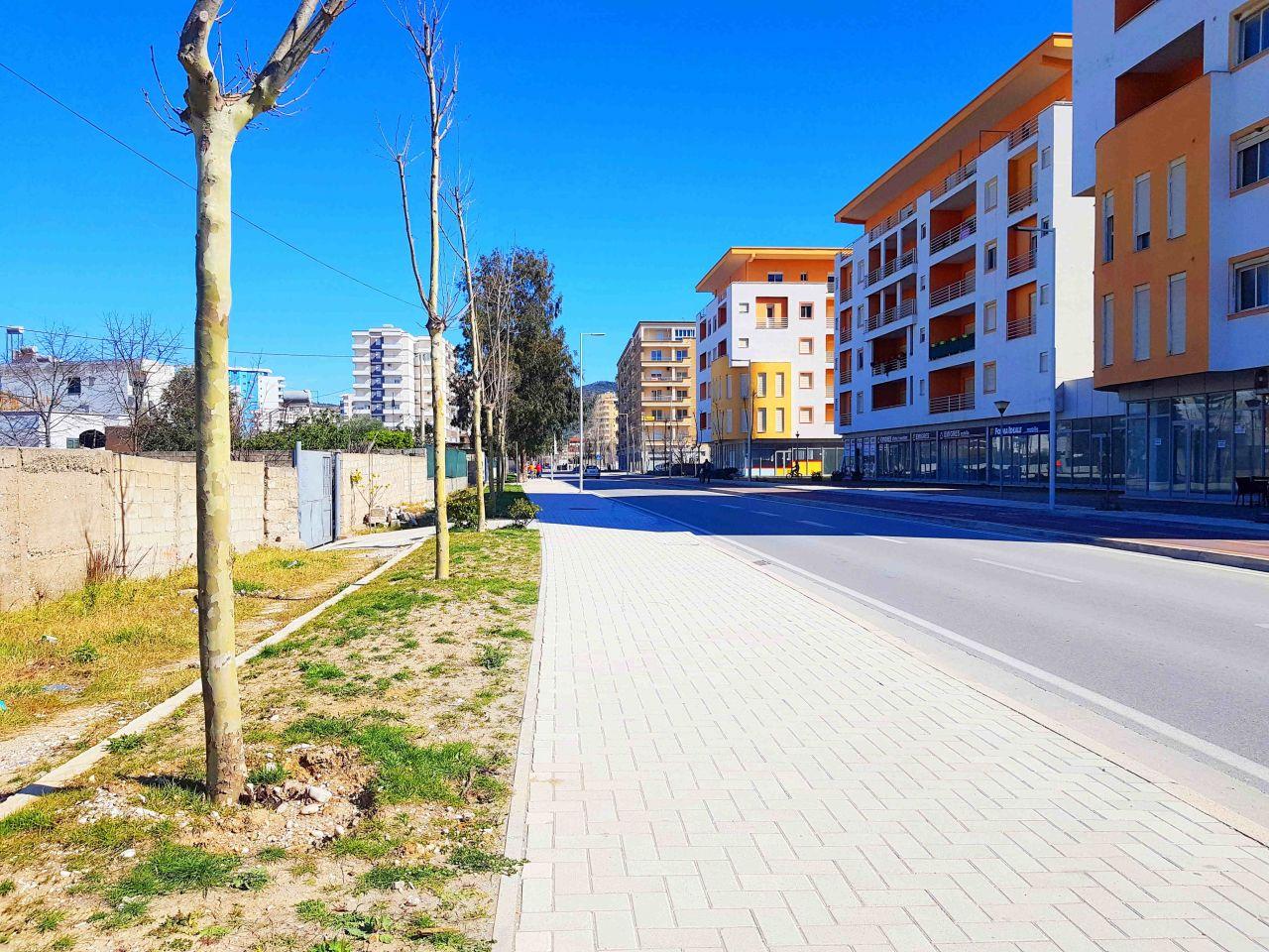 Apartman kiadó Vlora Albánia Estate Lakás Kiadó