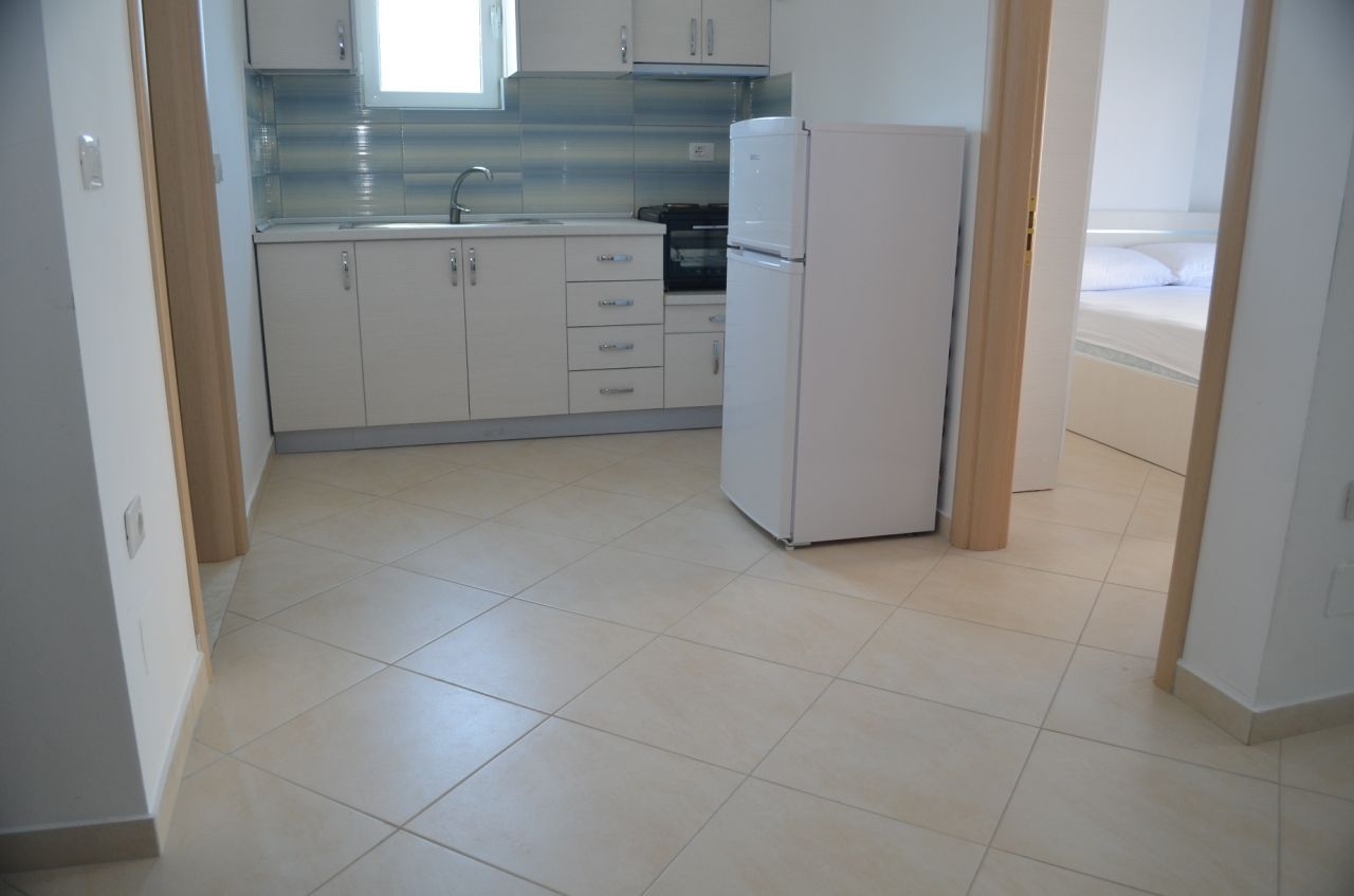 Holiday Apartment for Rent in Radhime, Vlore.