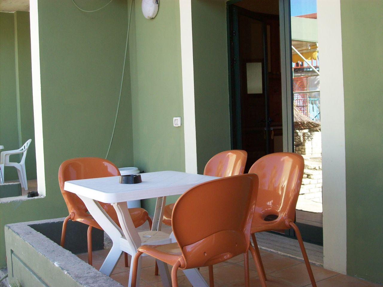 Apartments for Rent in Albania next to beach in Vlora beach