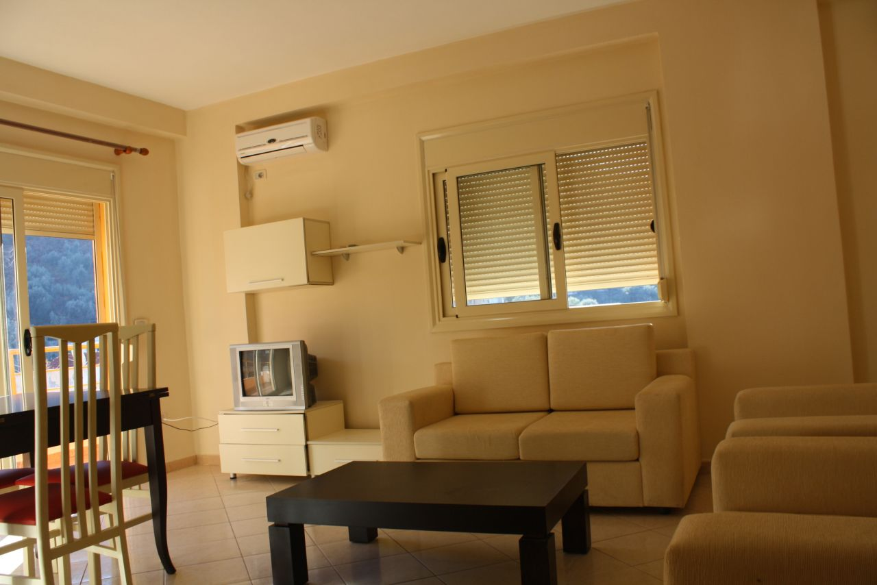 Vacation Apartments in Albania, in Vlora city, next to the beach.