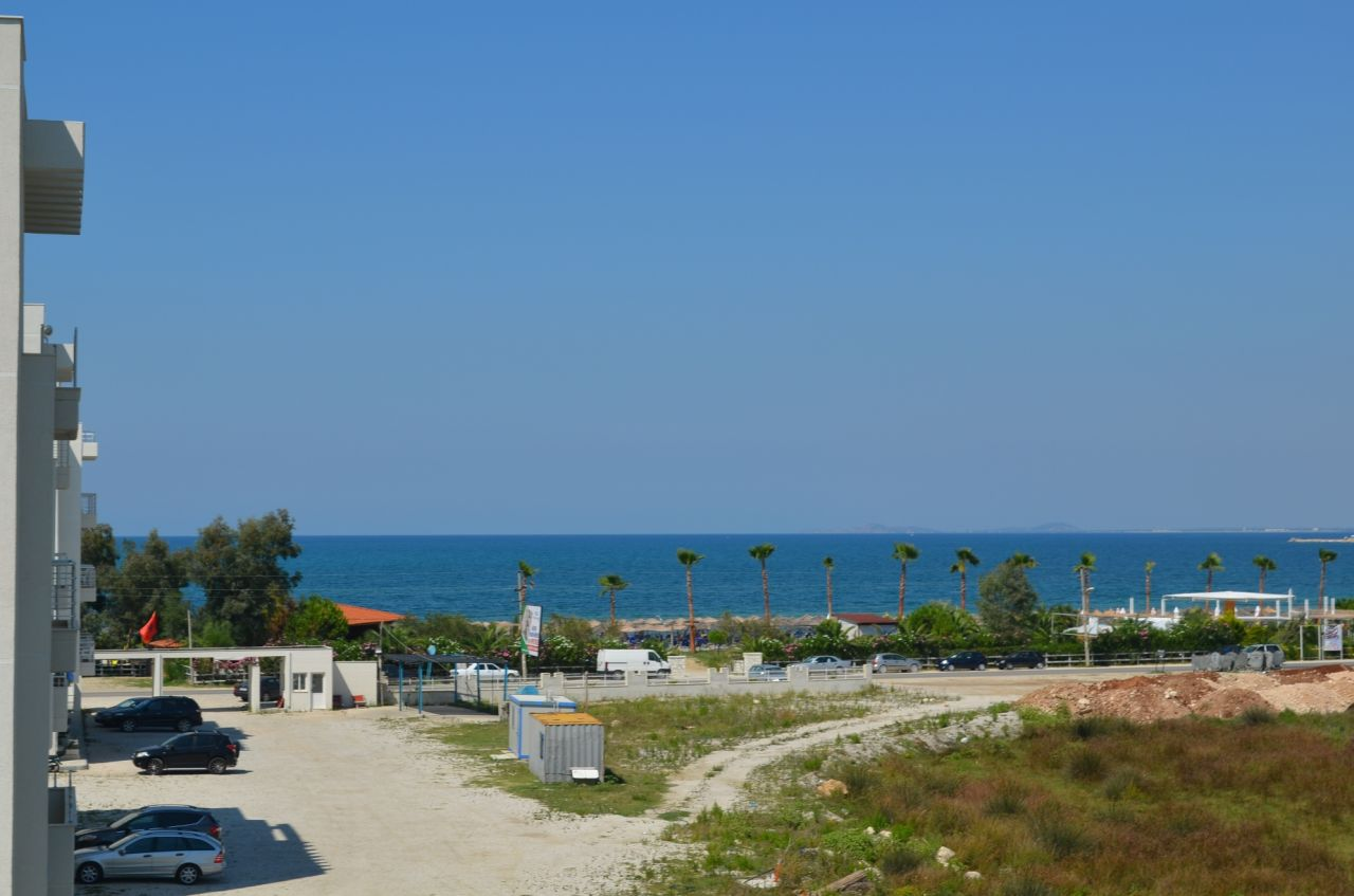 Apartments for Sale next to Sea Radhime Vlore
