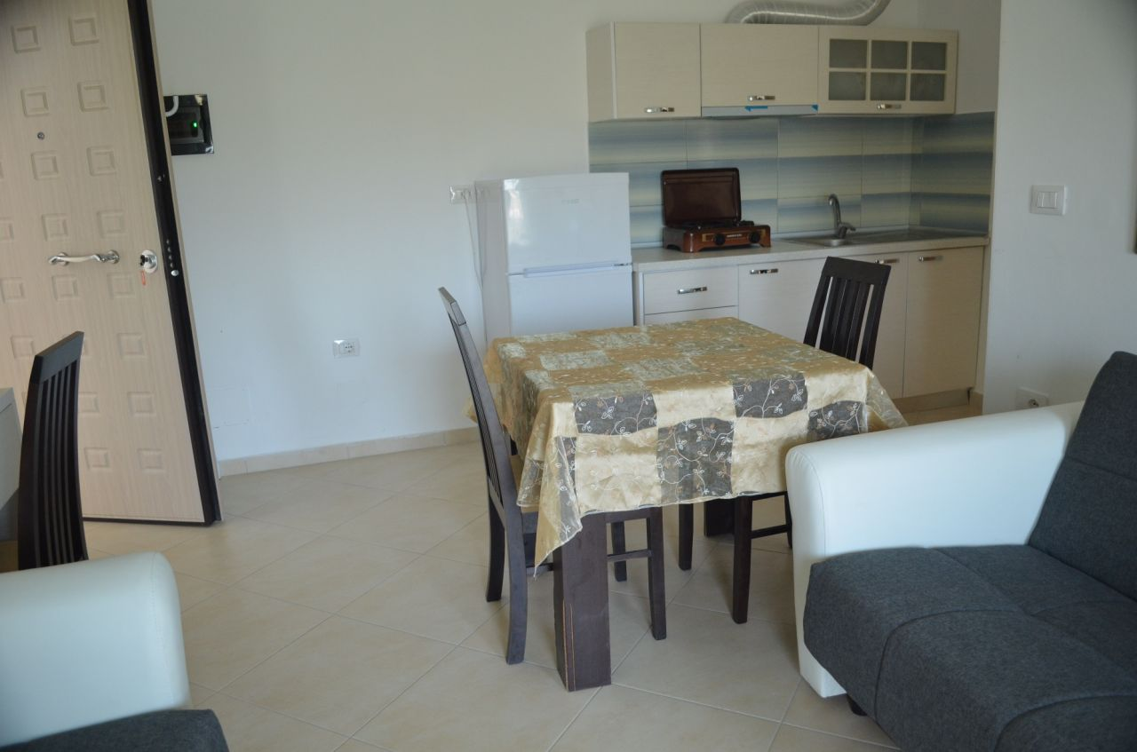 Apartment for Sale in Vlora. Close to the sea and perfect for summer holidays in Radhima beach