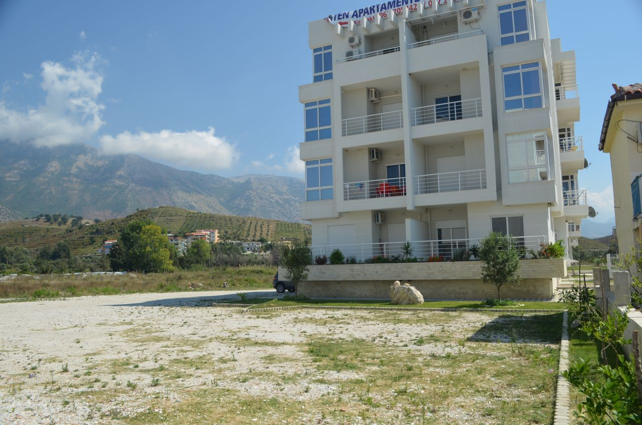 Albania Apartments for Sale in Vlore, Next to Radhima Beach