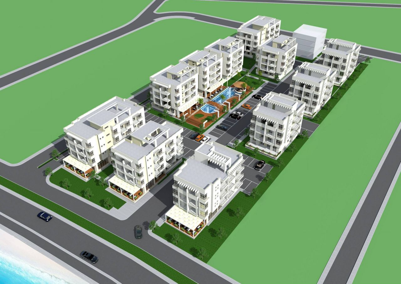 Close to the sea Apartments for Sale in Radhima beach