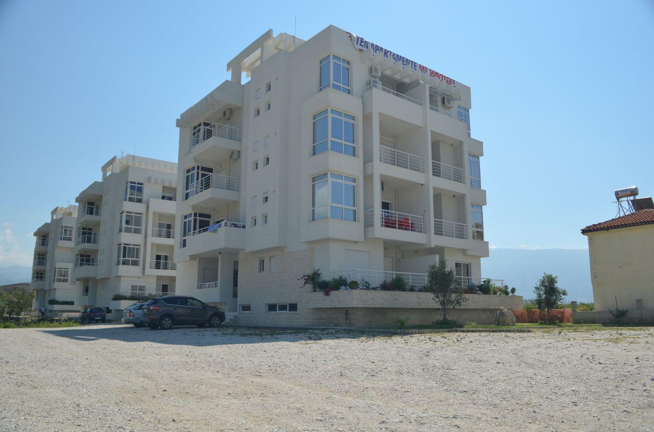 Albania Apartments for Sale in Radhima Beach, Vlore.