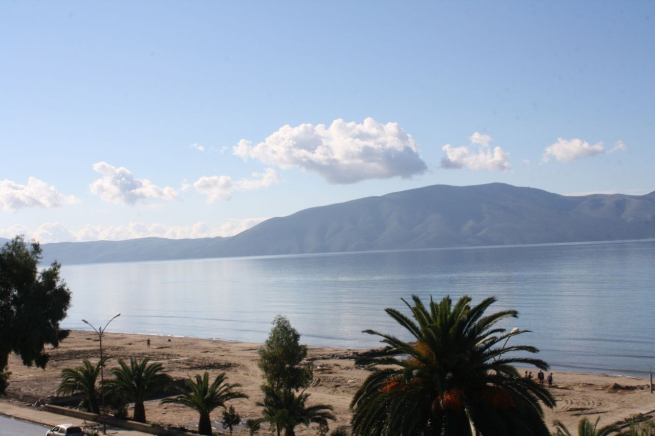 Real Estate Albania in Vlora Beach. Apartment for Sale in Vlore