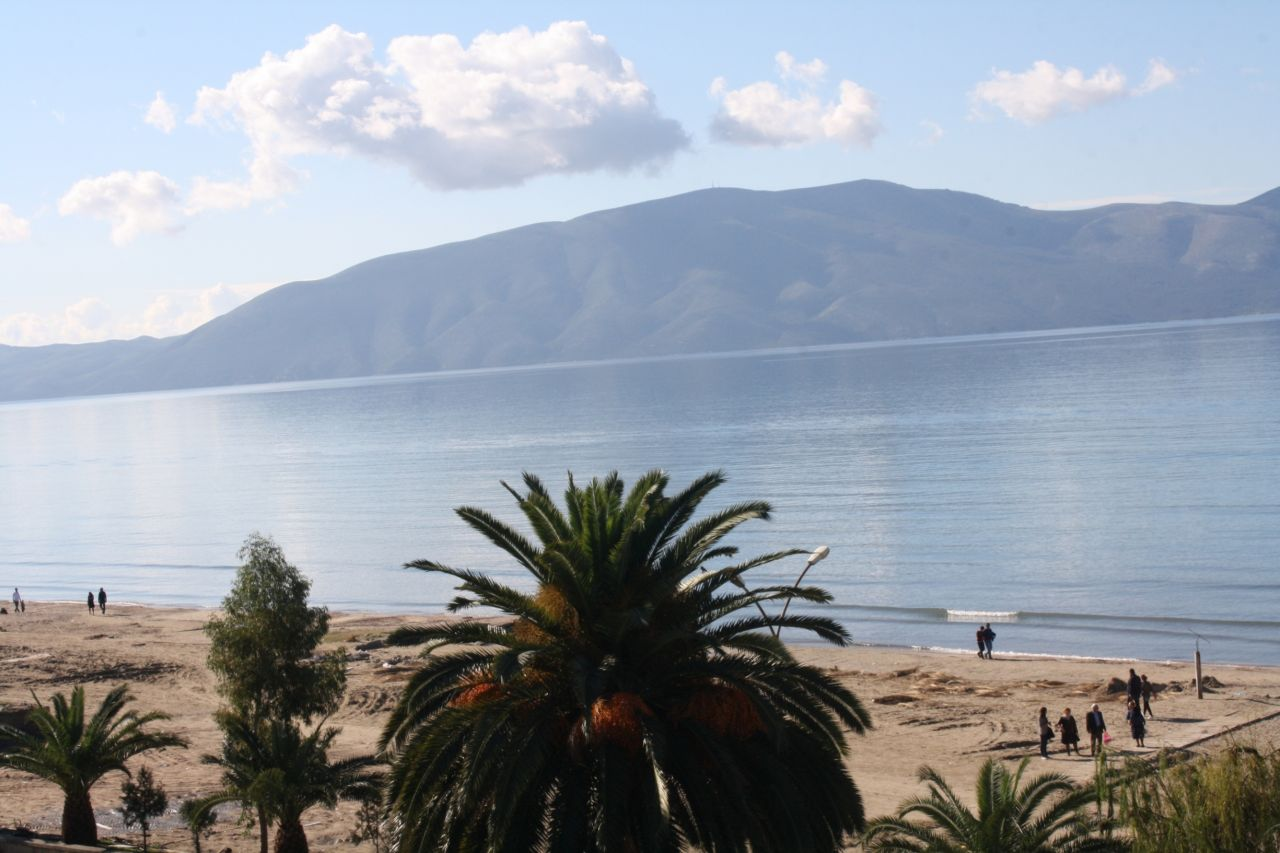 Apartments for sale in Vlore, southern Albania, close to the sea.