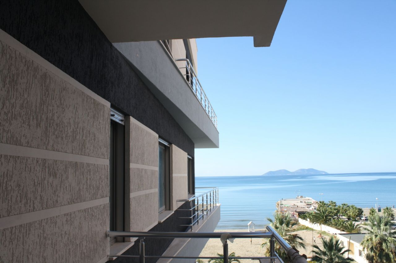 Real Estate in Albania in Vlora next to the beach