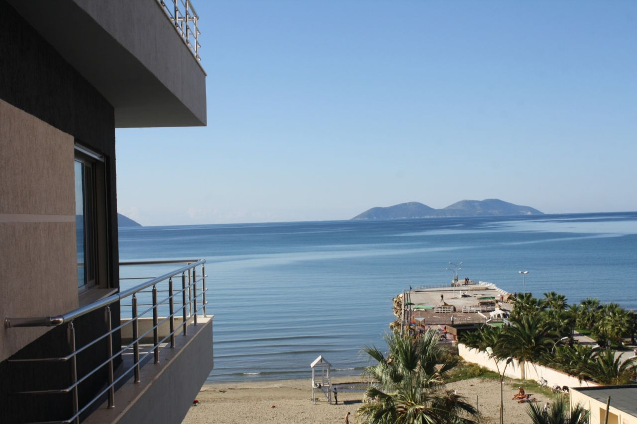 Real Estate Albania in Vlore Beach. Apartments in Vlora