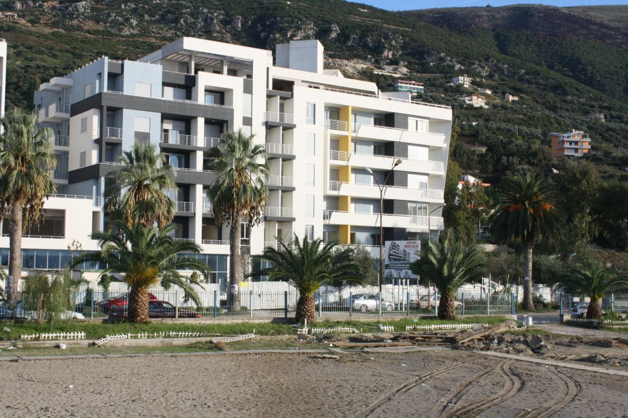 Holiday Apartment for Sale in Vlora, Albania. It is located in the Albanian Riviera.