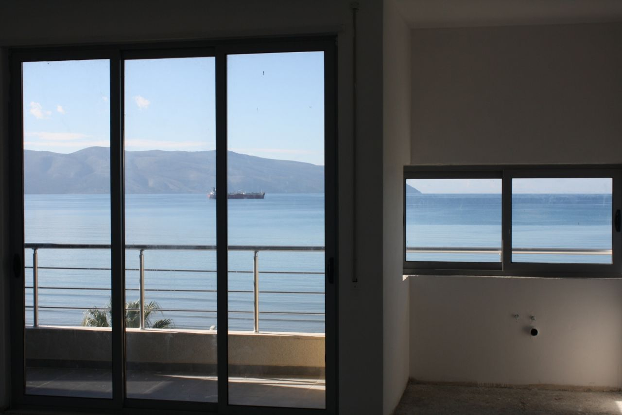 Real Estate Albania for Sale in Vlora City. Apartments Next to Beach in Vlore