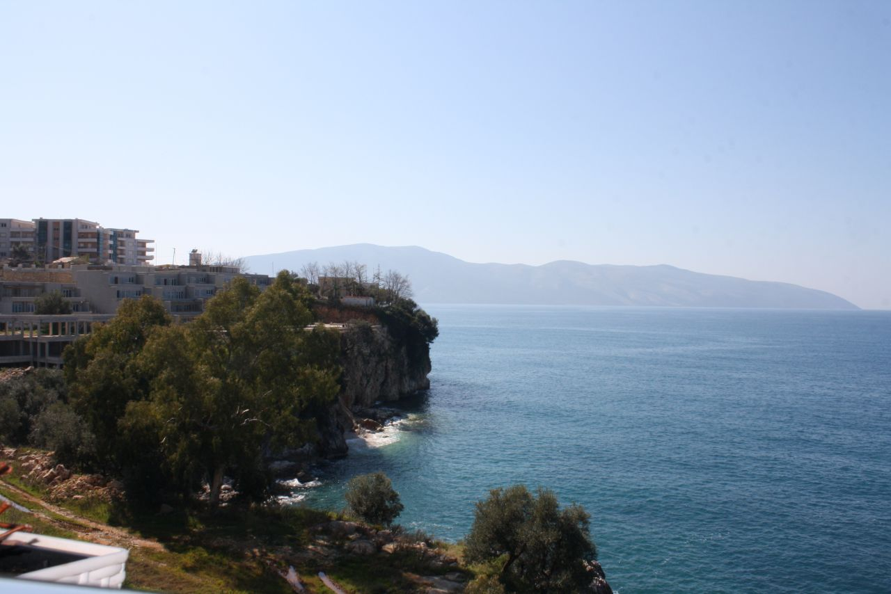 Buy Real Estate Albania in Vlora, next to the Ionian sea.