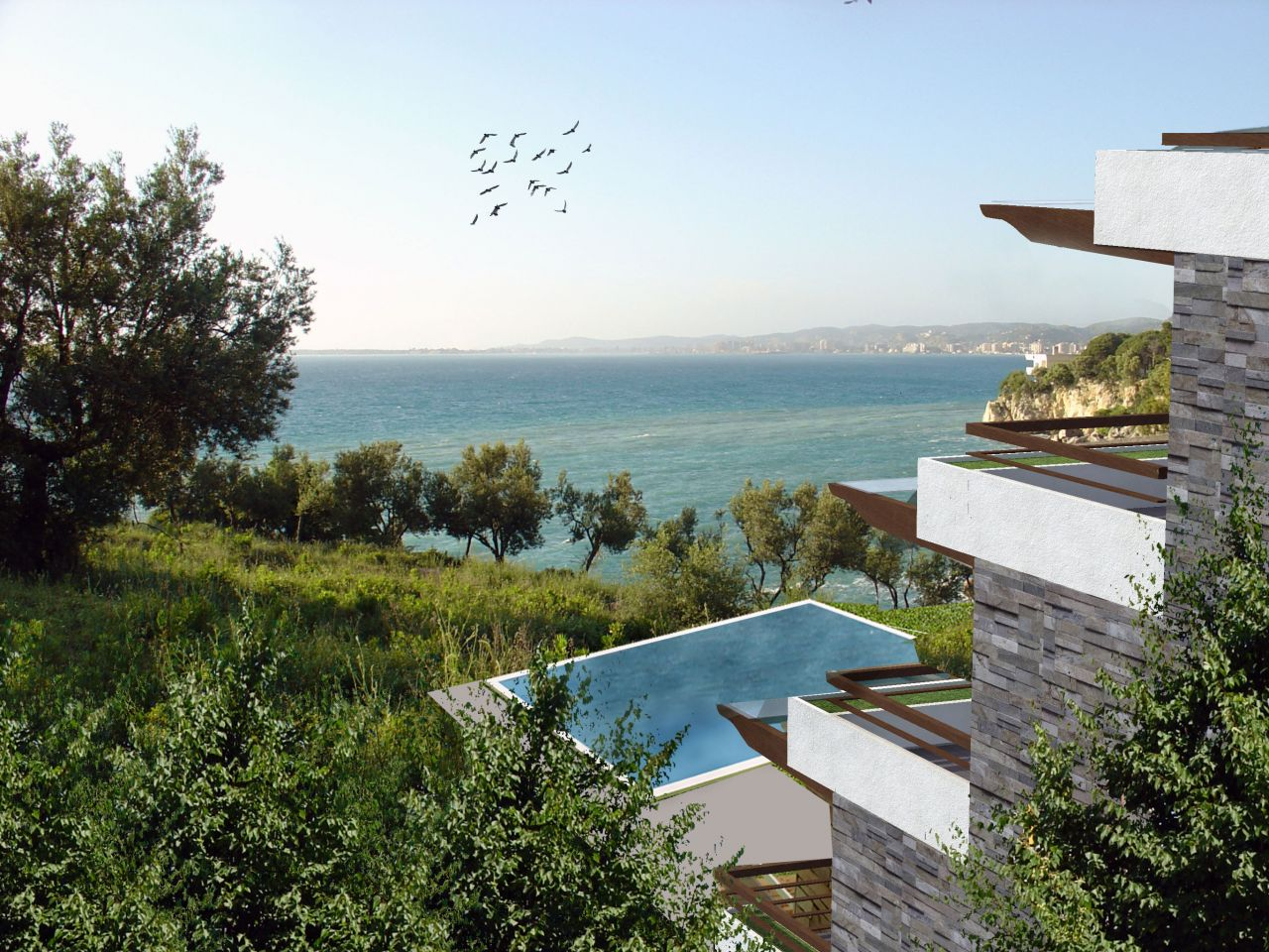 Albania Real Estate Villas in Vlore