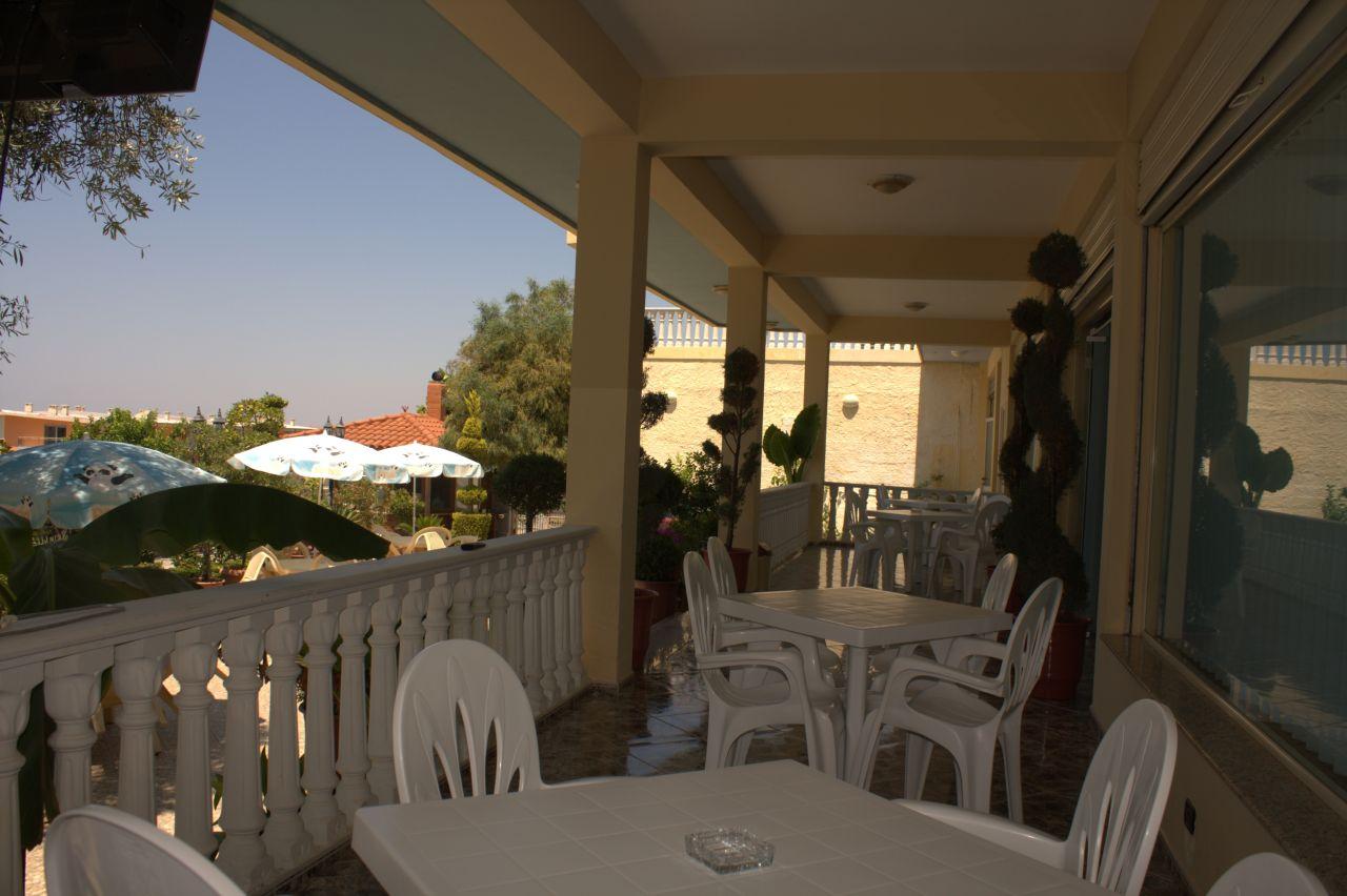 Hotel Viola for sale in Vlore, Albania.