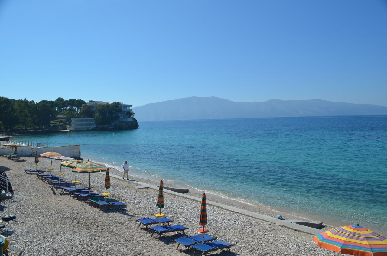 Albania Real Estate in Vlore. Apartments in Vlora for Sale with Swimming Pool