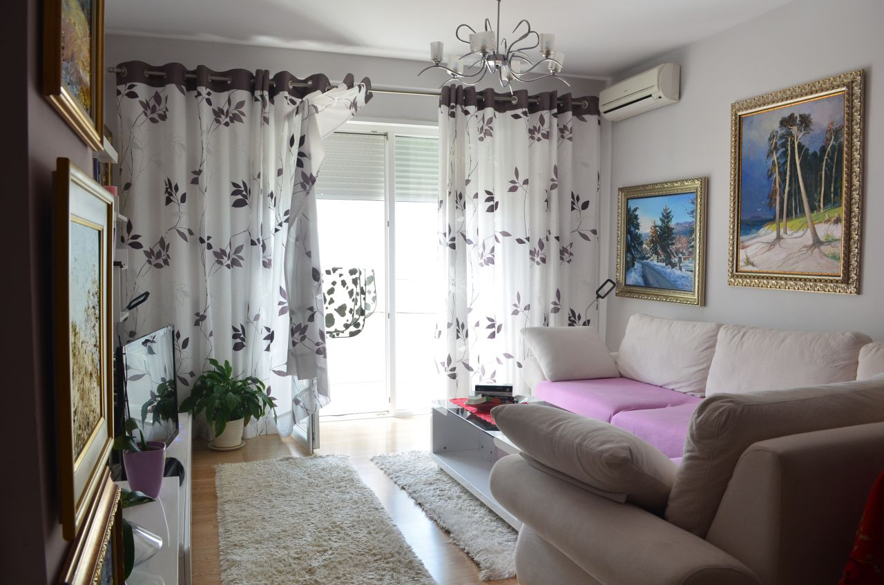 Albania Real Estate in Vlore. Furnished Apartment for Sale in Albania.