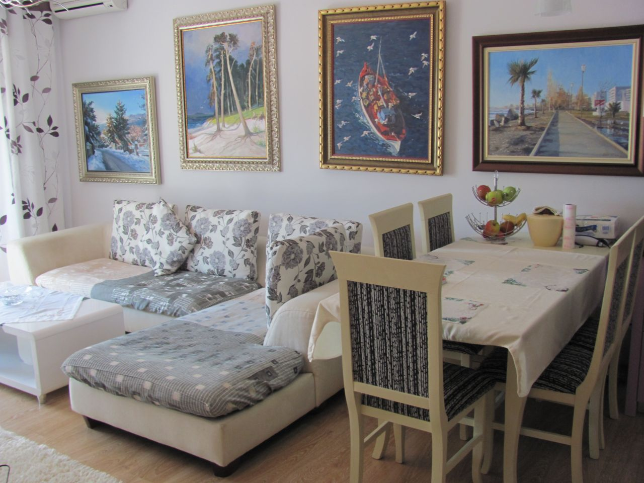 Albania Real Estate in Vlora, Albania. Flats for sale in Vlora, close to the beach.