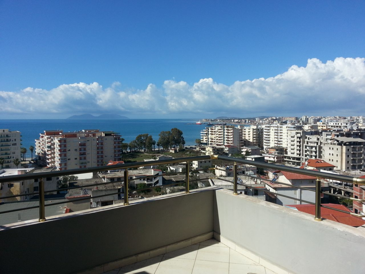 Albania Real Estate in Vlore. Exclusive with Albania Property Group – Apartment for Sale – 108 m²
