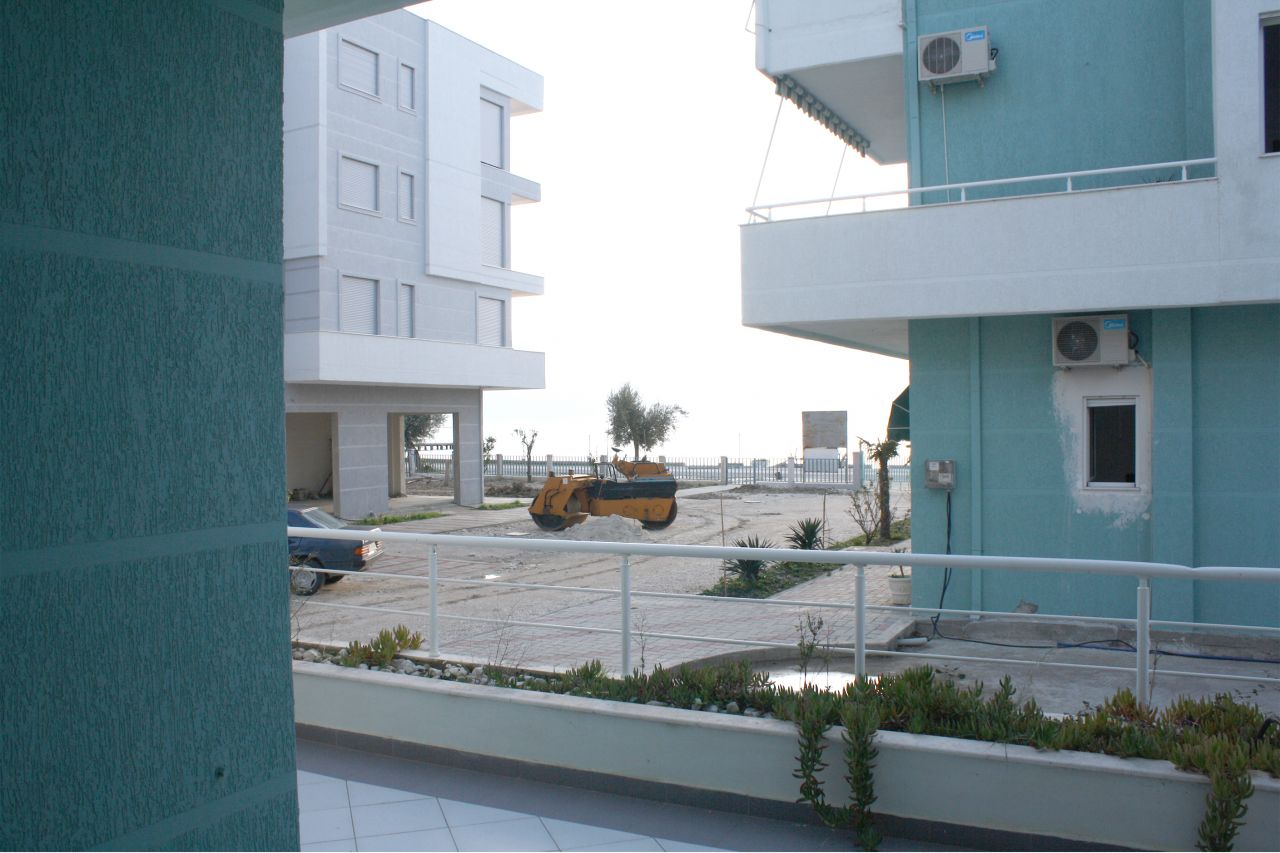 Finished apartment near the sea south of Vlora. Nice residence for holidays near the sea