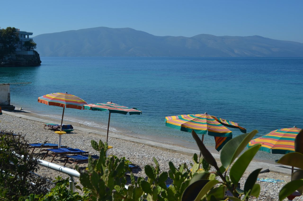 Albania Real Estate in Albania. Radhime just 30 meters from the sea