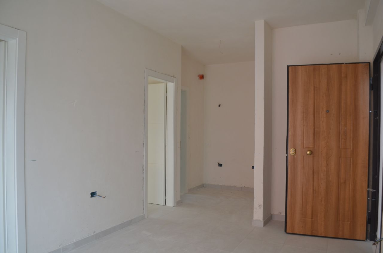 Real Estate in Vlore, Albania. Finished Apartments with sea view. Low Price. One bedroom apartment