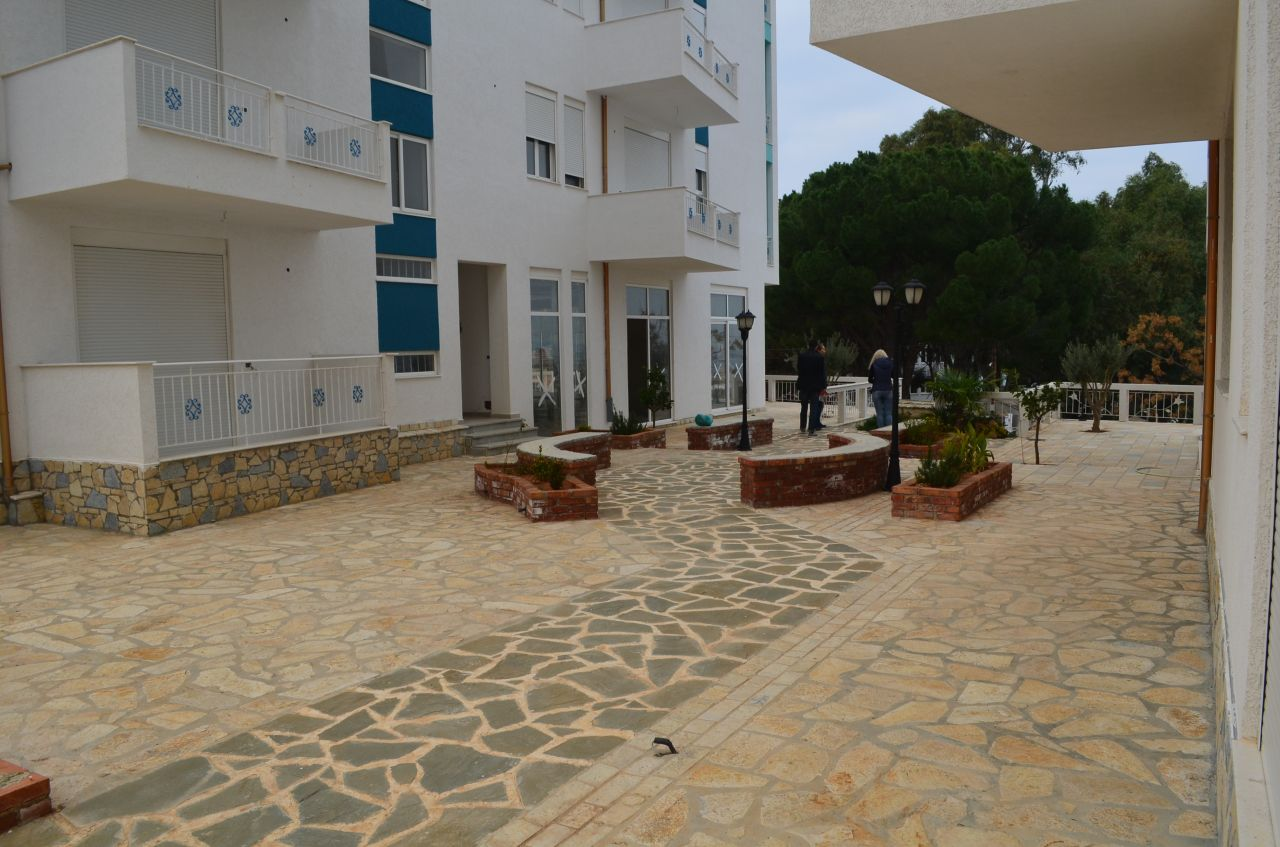 Real Estate in Vlore, Albania. Finished Apartments with sea view. Low Price.